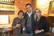 Charity Versteigerung - Planters - Mi 21.01.2015 - Familie Robert GLOCK, Mutter Helga, Ehefrau Stefanie (schwanger)22
