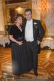 Philharmonikerball - Musikverein - Do 22.01.2015 - Stefan und Agnes OTTRUBAY1