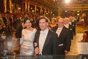 Philharmonikerball - Musikverein - Do 22.01.2015 - Manuela OSTERMAYER, Tobias MORETTI101