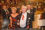 Philharmonikerball - Musikverein - Do 22.01.2015 - Rotraud KONRAD, Michael H�UPL102