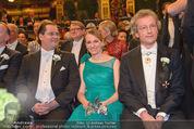Philharmonikerball - Musikverein - Do 22.01.2015 - Maria GRO�BAUER und Andreas GROSSBAUER, Franz WELSER-M�ST103