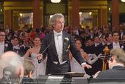 Philharmonikerball - Musikverein - Do 22.01.2015 - Franz WELSER-M�ST beim Dirigieren115