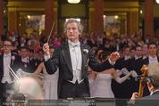 Philharmonikerball - Musikverein - Do 22.01.2015 - Franz WELSER-M�ST beim Dirigieren119