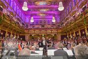 Philharmonikerball - Musikverein - Do 22.01.2015 - Franz WELSER-M�ST beim Dirigieren,saal, Baller�ffnung, Orchest122
