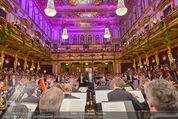 Philharmonikerball - Musikverein - Do 22.01.2015 - Franz WELSER-M�ST beim Dirigieren,saal, Baller�ffnung, Orchest123