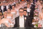Philharmonikerball - Musikverein - Do 22.01.2015 - Sebastian STEINMETZ-BUNDY bei der Er�ffnung129