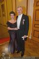 Philharmonikerball - Musikverein - Do 22.01.2015 - Thomas SCH�FER-ELMAYER, Christine ZACH13