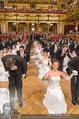 Philharmonikerball - Musikverein - Do 22.01.2015 - Baller�ffnung, Deb�danten, Tanzpaare, tanzen, Formation139