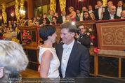 Philharmonikerball - Musikverein - Do 22.01.2015 - Manuela OSTERMAYER, Tobias MORETTI152