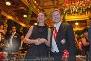 Philharmonikerball - Musikverein - Do 22.01.2015 - Julia MORETTI, Josef OSTERMAYER157