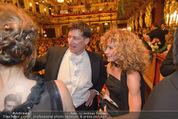 Philharmonikerball - Musikverein - Do 22.01.2015 - Tobias MORETTI, Sandra PIRES166