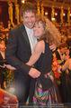 Philharmonikerball - Musikverein - Do 22.01.2015 - Sandra PIRES mit Freund Thilo FECHNER174