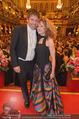Philharmonikerball - Musikverein - Do 22.01.2015 - Sandra PIRES mit Freund Thilo FECHNER176