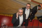 Philharmonikerball - Musikverein - Do 22.01.2015 - Christoph CREMER, Maximilian PLATZER18