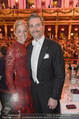 Philharmonikerball - Musikverein - Do 22.01.2015 - Alexa Lange WESNER mit Ehemann Blaine Fleming WESNER184
