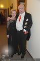 Philharmonikerball - Musikverein - Do 22.01.2015 - Michael H�UPL mit Ehefrau Barbara (H�RNLEIN)185