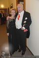 Philharmonikerball - Musikverein - Do 22.01.2015 - Michael H�UPL mit Ehefrau Barbara (H�RNLEIN)186