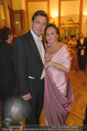 Philharmonikerball - Musikverein - Do 22.01.2015 - Peter HANKE mit Ehefrau187