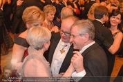 Philharmonikerball - Musikverein - Do 22.01.2015 - Christian und Rotraud KONRAD, Wilhelm MOLTERER209