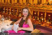 Philharmonikerball - Musikverein - Do 22.01.2015 - Amra BERGMAN-BUCHBINDER219