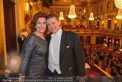 Philharmonikerball - Musikverein - Do 22.01.2015 - Andreas und Gabi WOJTA221