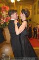 Philharmonikerball - Musikverein - Do 22.01.2015 - Tobias und Julia MORETTI (beim Tanzen)226