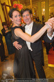 Philharmonikerball - Musikverein - Do 22.01.2015 - Tobias und Julia MORETTI (beim Tanzen)229