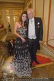 Philharmonikerball - Musikverein - Do 22.01.2015 - Alexander PEREIRA mit Freundin Daniela31