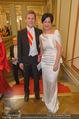 Philharmonikerball - Musikverein - Do 22.01.2015 - Josef OSTERMAYER mit Ehefrau Manuela33