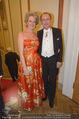 Philharmonikerball - Musikverein - Do 22.01.2015 -  Othmar und Christa KARAS-WALDHEIM63