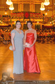 Philharmonikerball - Musikverein - Do 22.01.2015 - Ingrid SCHEDIWY8