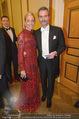 Philharmonikerball - Musikverein - Do 22.01.2015 - Alexa Lange WESNER mit Ehemann Blaine Fleming WESNER80
