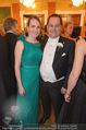 Philharmonikerball - Musikverein - Do 22.01.2015 - Maria GRO�BAUER (JEITLER) und Andreas GROSSBAUER81