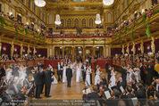 Philharmonikerball - Musikverein - Do 22.01.2015 - Baller�ffnung, Deb�danten, Tanzpaare, tanzen, Formation91