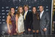 VIP-Empfang - WWP Zelt - Sa 24.01.2015 - Familie Hansi HINTERSEER, Frau Romana, Tochter Laura und Jessica47