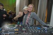 Humanic - Labstelle W1 - Di 27.01.2015 - Michou FRIESZ mit Nichte Jael RABITSCH38