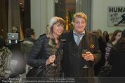 Humanic - Labstelle W1 - Di 27.01.2015 - Dieter CHMELAR mit Ehefrau4