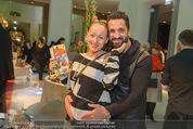 Humanic - Labstelle W1 - Di 27.01.2015 - Fadi MERZA mit Ehefrau Ines59
