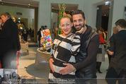 Humanic - Labstelle W1 - Di 27.01.2015 - Fadi MERZA mit Ehefrau Ines60