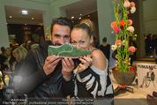 Humanic - Labstelle W1 - Di 27.01.2015 - Fadi MERZA mit Ehefrau Ines61