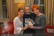 Programmpräsentation - Stadtwirt - Mi 28.01.2015 - Bigi FISCHER, Kristina SPRENGER, Fritz von FRIEDL5
