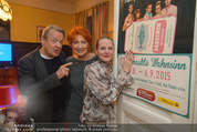 Programmpräsentation - Stadtwirt - Mi 28.01.2015 - Bigi FISCHER, Heidelinde PFAFFENBICHLER, Fritz von FRIEDL8