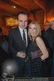 Seitenblicke Gala - Interspot Studios - Mi 28.01.2015 - Robert GLOCK mit Ehefrau Stefanie (?) (schwanger)10