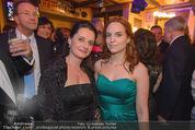 Seitenblicke Gala - Interspot Studios - Mi 28.01.2015 - Silke SAUTTER mit Kollegin Nina15