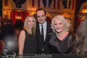 Seitenblicke Gala - Interspot Studios - Mi 28.01.2015 - Robert GLOCK mit Ehefrau Stefanie (?)(schwanger), Marika LICHTER39
