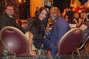 Seitenblicke Gala - Interspot Studios - Mi 28.01.2015 - George und Gina ALABA4
