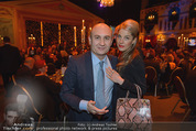 Seitenblicke Gala - Interspot Studios - Mi 28.01.2015 - Ali RAHIMI mit Freundin Carina61