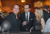 Seitenblicke Gala - Interspot Studios - Mi 28.01.2015 - Robert GLOCK mit Stefanie (schwanger), Gregor GLANZ mit Daniela9