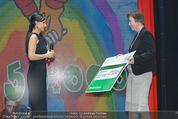 BP Charity Gala - Sofiensäle - Do 29.01.2015 - Sonja KLIMA, Gerlinde HOFER (Scheck�bergabe)111