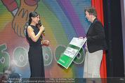 BP Charity Gala - Sofiensäle - Do 29.01.2015 - Sonja KLIMA, Gerlinde HOFER (Scheck�bergabe)112